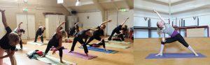 Yoga donderdagochtend