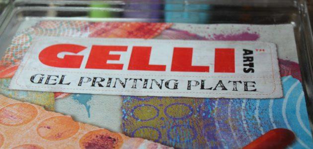 Nieuw! cursus 'Drukken met Gelli-plate